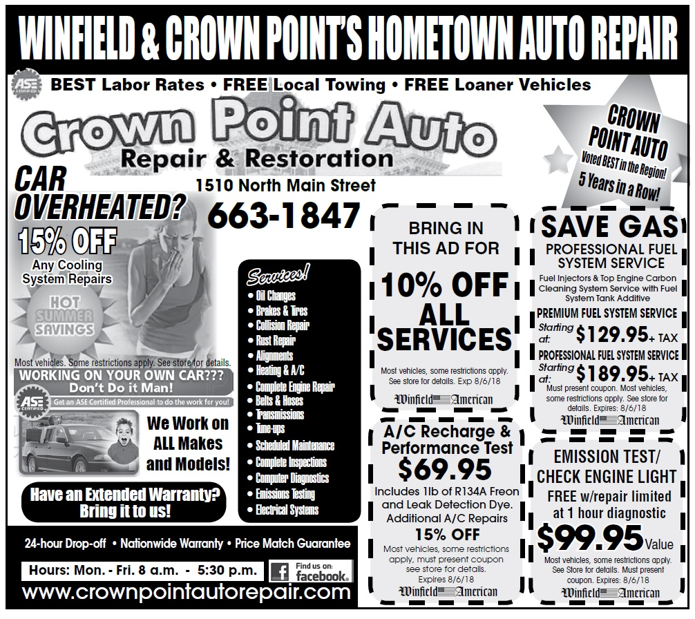 Winfield Coupons